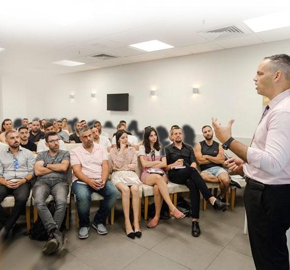 הרצאה לעסקים